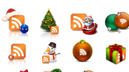 Free Classic RSS Feed icons