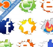 Super Ultimate Lists of Best Amazing Social Media, Web 2.0 icons - Part V