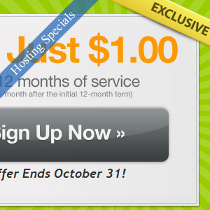 FatCow: Win Back Our Business with $1 Hosting Package