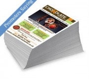 Flyer Printing - Going the Online Route