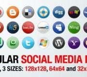 Social Media Icons Pack v2