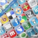 Amazing Social Media icons p4