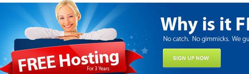 Hostable.com - Free Premium Hosting for 3 Years